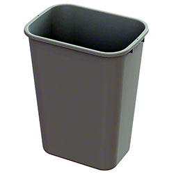 Impact® Value-Plus™ 41 Qt. Wastebasket - Gray