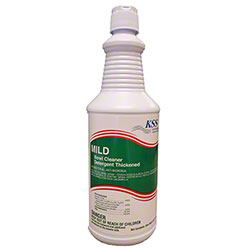 KSS Mild Bowl Cleaner - Qt.