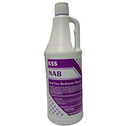 KSS NAB Bathroom Cleaner - Qt.