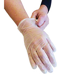 Powder Free Vinyl Disposable Glove - Small