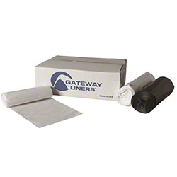 Gateway Liners® High Density - 24 x 33, 8 mic, Clear