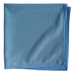 M-Fiber EZ Clean Microfiber Silky Smooth Blue Glass Cloth