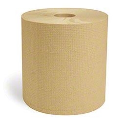 "Cascades Décor® Roll Paper Towel - 7.9"" x 800', Natural"