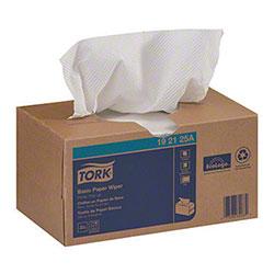 Tork® Basic Paper Wiper - White