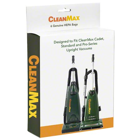 CleanMax™ Pro-Series & Cadet HEPA Bag