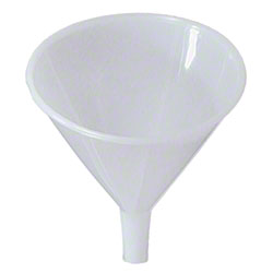 Tolco® Plastic Funnel - 8 oz., Natural