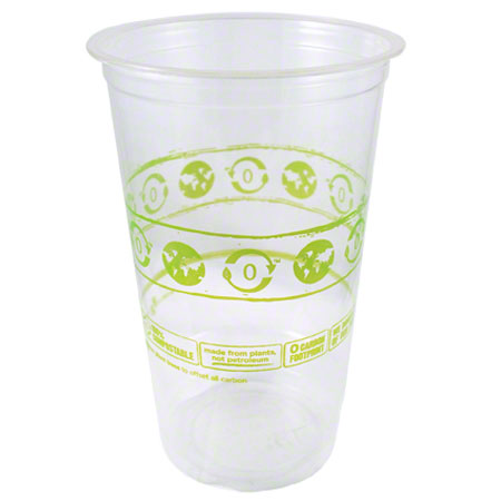 World Centric Ingeo™ Clear Cold Cup - 32 oz.