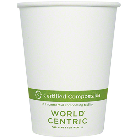 World Centric Paper Hot Cup - 12 oz.