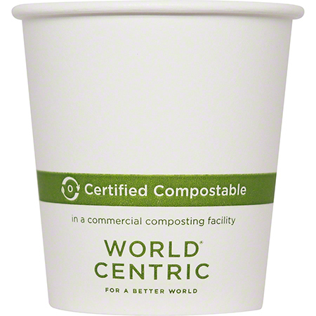 World Centric Paper Hot Cup - 10 oz.