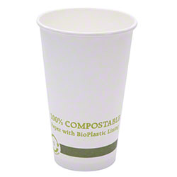 World Centric Paper Hot Cup - 16 oz.