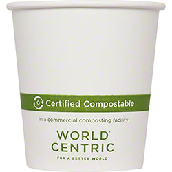 World Centric® Paper Hot Cup - 10 oz.