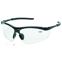 Liberty iNOX™ Synergy Readers™ Glasses - Clear +1.0 Lens/Black Frame