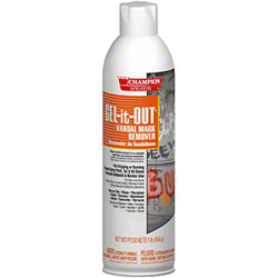 Champion Sprayon® Gel-it-Out™ Vandalism Remover - 16 oz