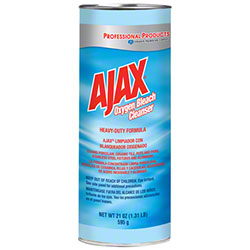 Ajax® Oxygen Bleach Heavy Duty Cleanser