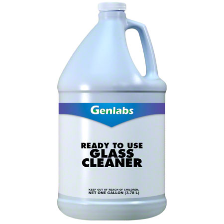 Genlabs RTU Glass Cleaner - Gal.