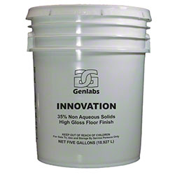 Genlabs Innovation Floor Finish 35% - 5 Gal.