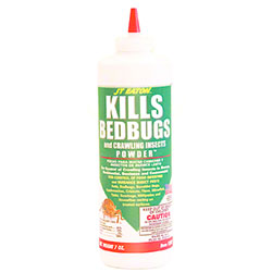 JT Eaton™ Kills Bedbugs & Crawling Insects Powder - 7 oz.
