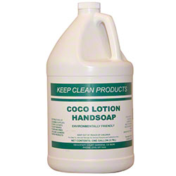 Keep Clean Coconut Lotion Soap - Gal.