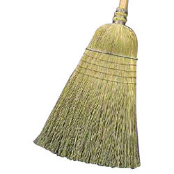 Premier™ Warehouse Corn-Fiber Blend Broom - 6 Sew