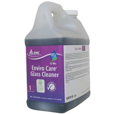 RMC EZ-Mix Enviro Care® Glass Cleaner #1 - 1/2 Gal.