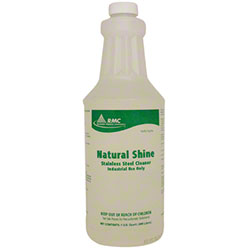 RMC Natural Shine Stainless Steel Cleaner & Polish - Qt.