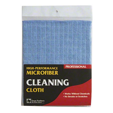 Texas Feathers Microfiber Cleaning Cloth
