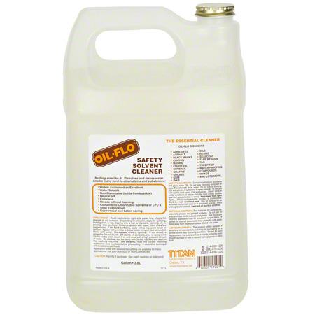 Titan Oil-Flo™ Safety Solvent Cleaner - Gal.