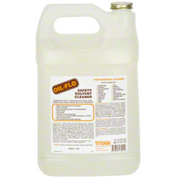 Titan Oil-Flo™ Safety Solvent Cleaner - Gal.
