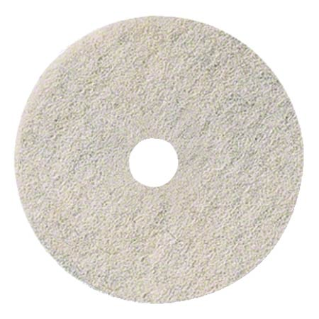 "CS 5 NIAGARA 35081 3300N 19"" WHITE POLISH PADS"