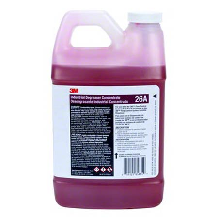 BTL .5GL(64OZ) 3M 85835 26A