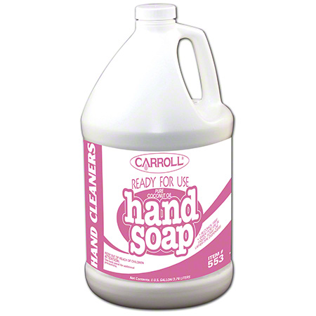 CS 4 GL 553 RTU HAND SOAP (PURE COCONUT OIL)