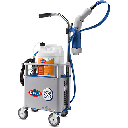 EA CLOROX 60025 TOTAL 360 ELECTROSTATIC SPRAYER