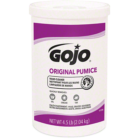 CS 6 5# CAN GOJO 1135 PUMICE HAND CLEANER