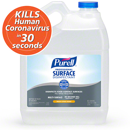 CS 4 GL GOJO 4342-4 PURELL PROFESSIONAL SURFACE