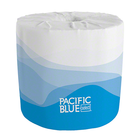 CS 80 RL GP 18280/01 MEGA PLY EMBOSSED BATH TISSUE 550/RL