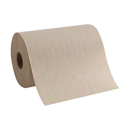 CS 12 RL GP 26401 ENVISION ROLL TOWEL BROWN HARDWOUND