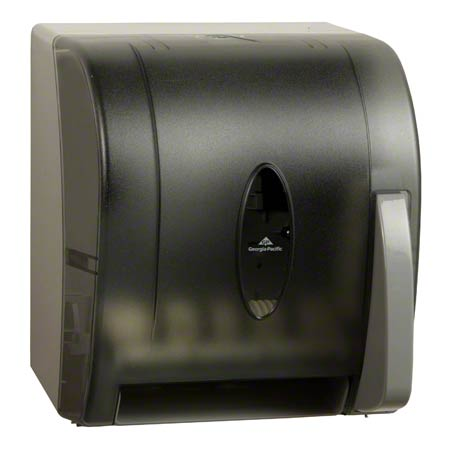 GP 54338 UNIVERSAL PUSH PADDLE ROLL TOWEL DISPENSER