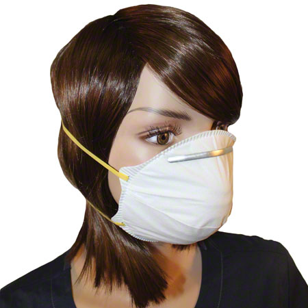 BX 20 IMPACT 7312B DISPOSABLE N95 DUST MASK & MIST