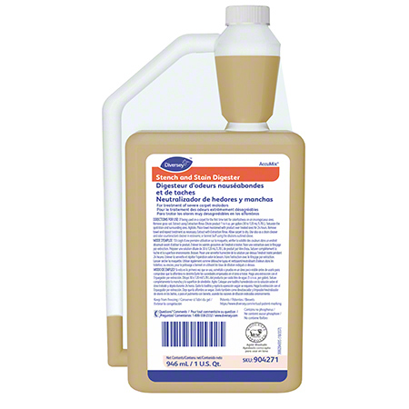 CS 6 QT JD 904271 ACCUMIX STENCH & STAIN DIGESTER