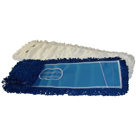 "SSS 37168 5""X18"" MICROPOWER DUST MOP BLUE"