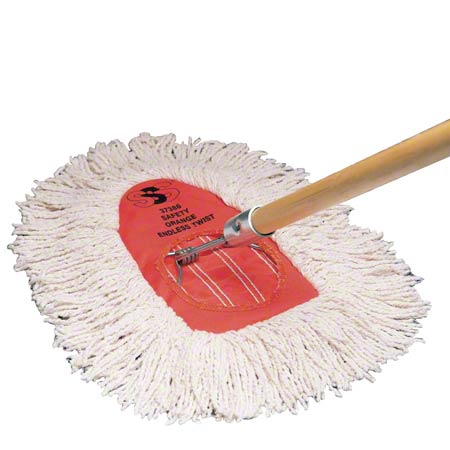 SSS 37385 TRIANGLE WEDGE DUST MOP HEAD
