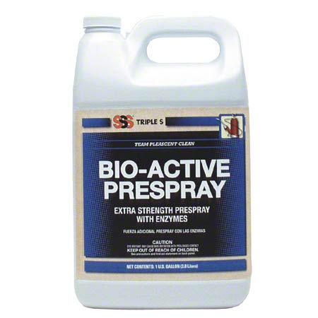 CS 4 GL SSS 48006 BIO-ACTIVE PRESPRAY WITH ENZYMES