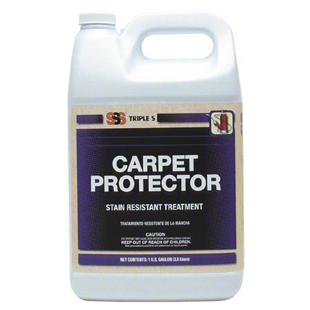 CS 4 GL SSS 48011 CARPET PROTECTOR STAIN TREATMENT