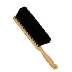 "Better Brush Counter Brush - 13"", Black Plastic"