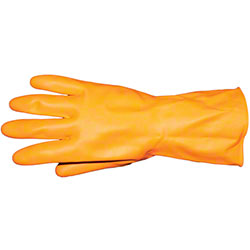 Impact® Deluxe Flock Lined Latex Gloves