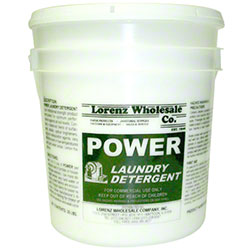 Power Laundry Soap - 35 lb. Pail