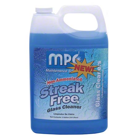 MPC™ Streak Free Glass & Multi-Surface Cleaner - Gal.