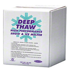 Morgro Deep Thaw™ Snow & Ice Melter - 50 lb. Box