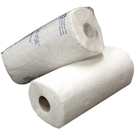 NPS® Response® Perforated Roll Towel - 85 ct., White