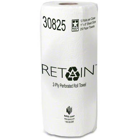 NPS® Response® Retain™ Perforated Roll Towel